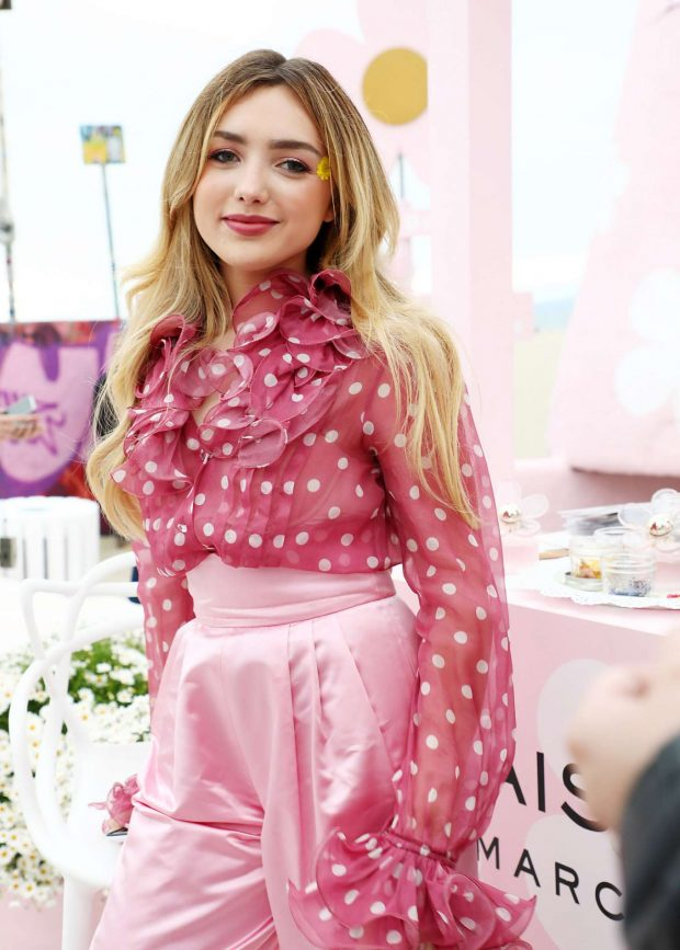 Peyton R List - Marc Jacobs Daisy Love 'So Sweet' Fragrance Popup Event in LA