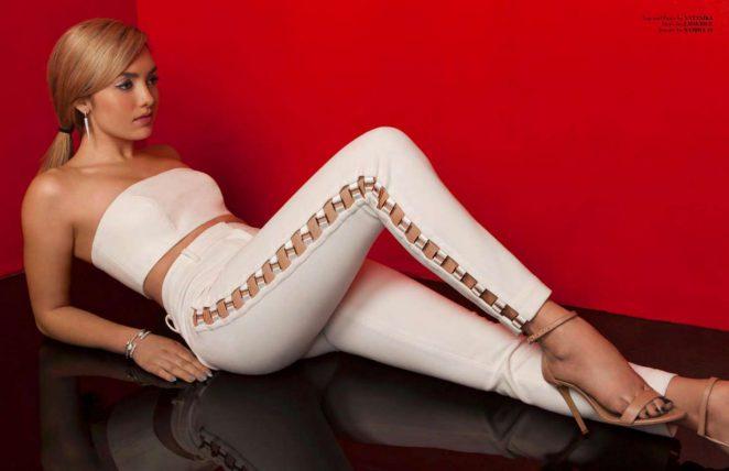 Peyton R List: Modeliste Magazine 2016 -11