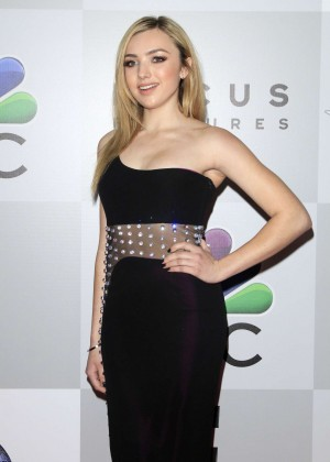 Peyton R List - NBC Universal Golden Globes 2016 After Party in Beverly Hills