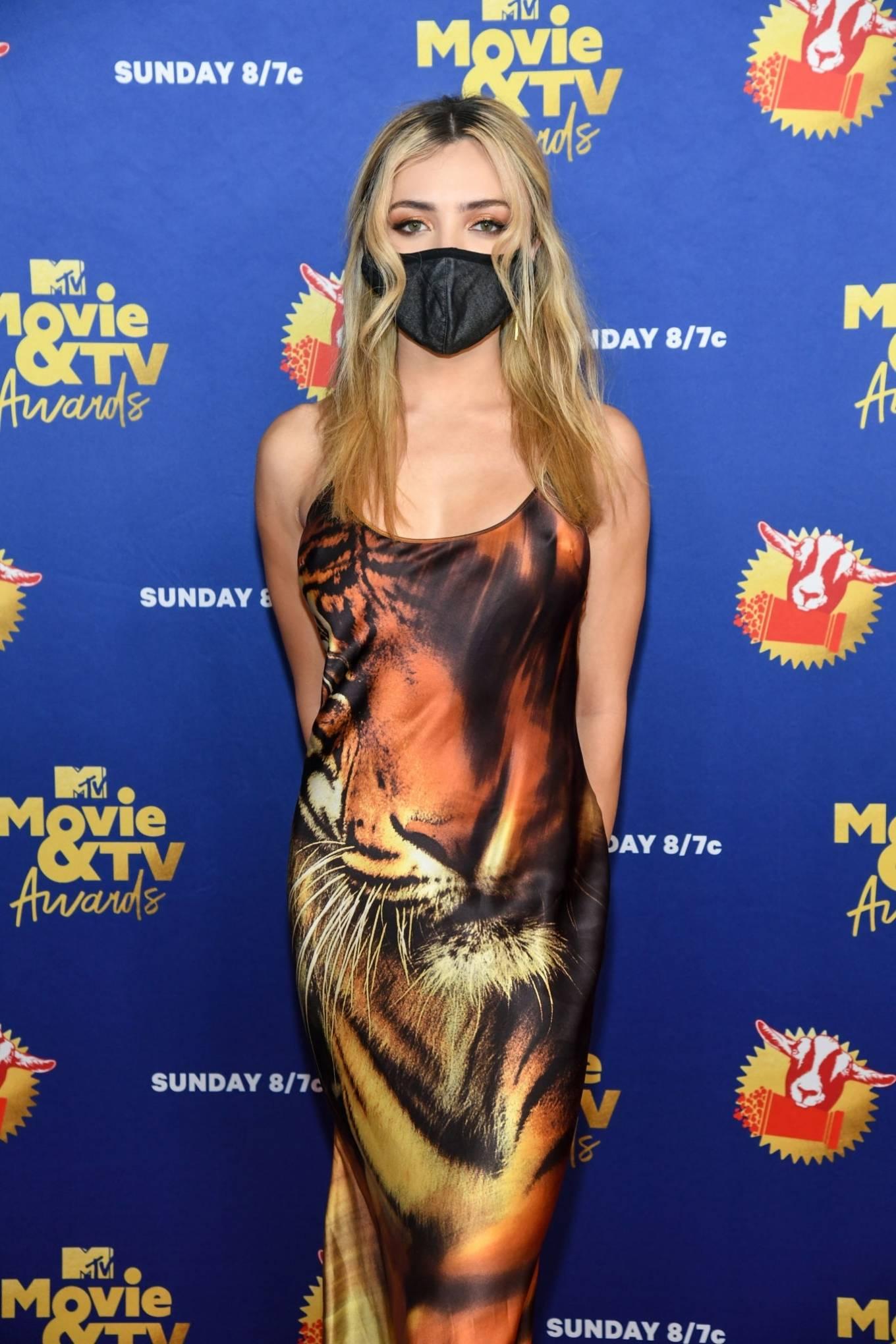 Peyton Roi List 2020 : Peyton Roi List – 2020 MTV Movie and TV Awards: GOAT in LA-01