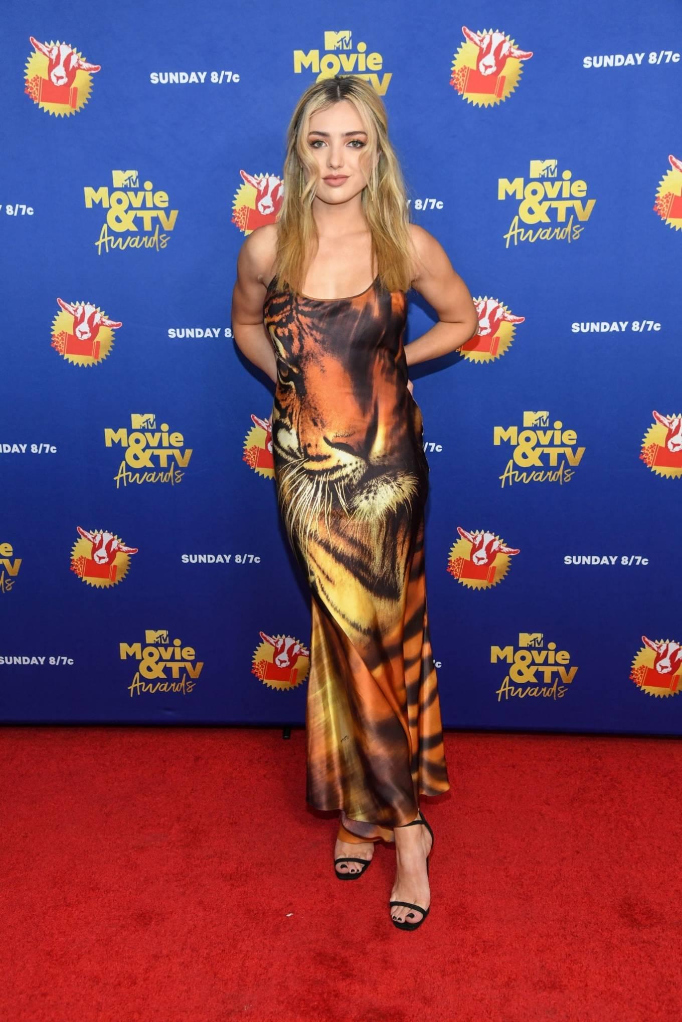 Peyton Roi List 2020 : Peyton Roi List – 2020 MTV Movie and TV Awards: GOAT in LA-07