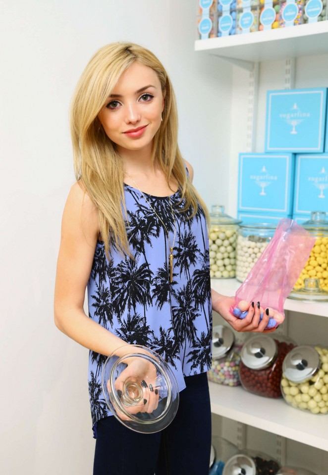 Peyton Roi List - Alison Brod Showroom in NY