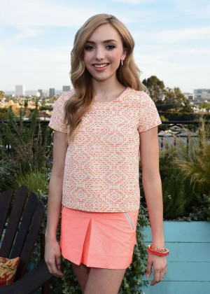 Peyton Roi List - Bonpoint Celebrates the YAM S/S 2015 Collection in West Hollywood