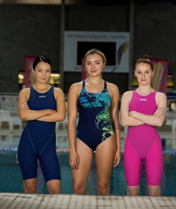 Peyton Roi List - Swimming for Gold Promos (2020)