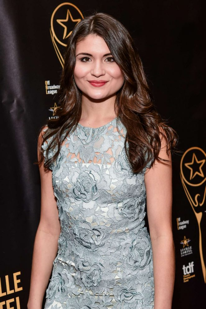 Phillipa Soo - 32nd Annual Lucille Lortel Awards in NY