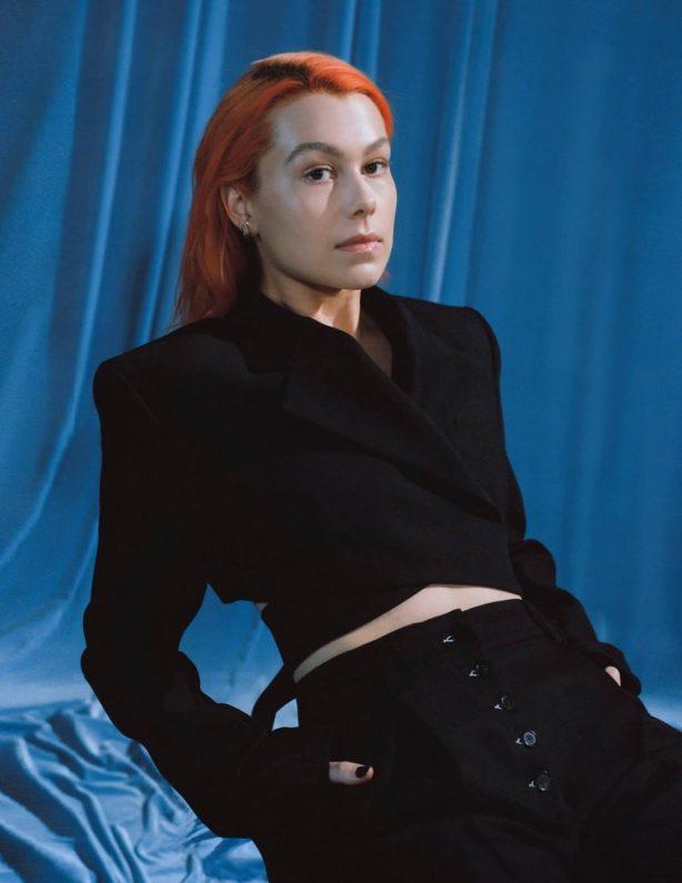 Phoebe Bridgers - NYLON Magazine (January 2021)