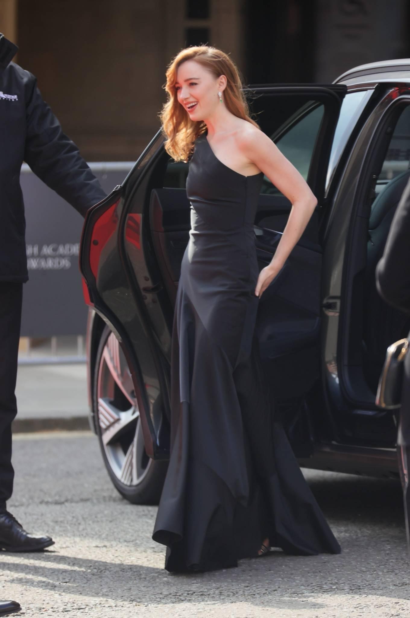 Phoebe Dynevor 2021 : Phoebe Dynevor – at the Royal Albert Hall for 2021 British Academy Film Awards in London-04