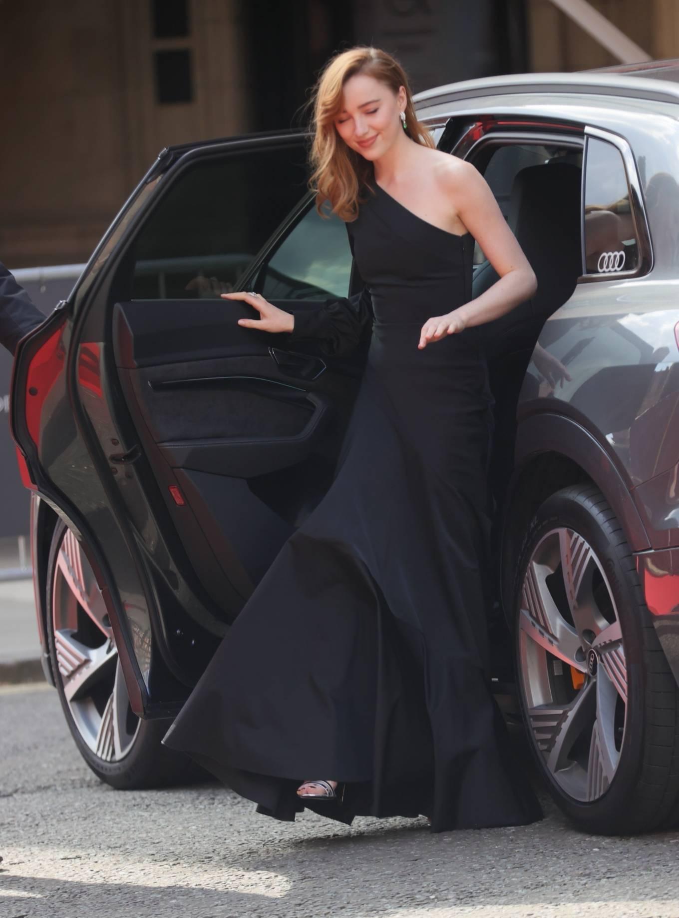 Phoebe Dynevor 2021 : Phoebe Dynevor – at the Royal Albert Hall for 2021 British Academy Film Awards in London-13