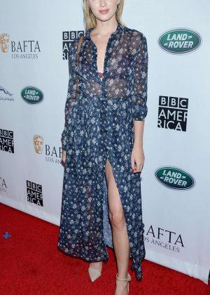 Phoebe Dynevor - BAFTA Los Angeles + BBC America TV Tea Party in LA