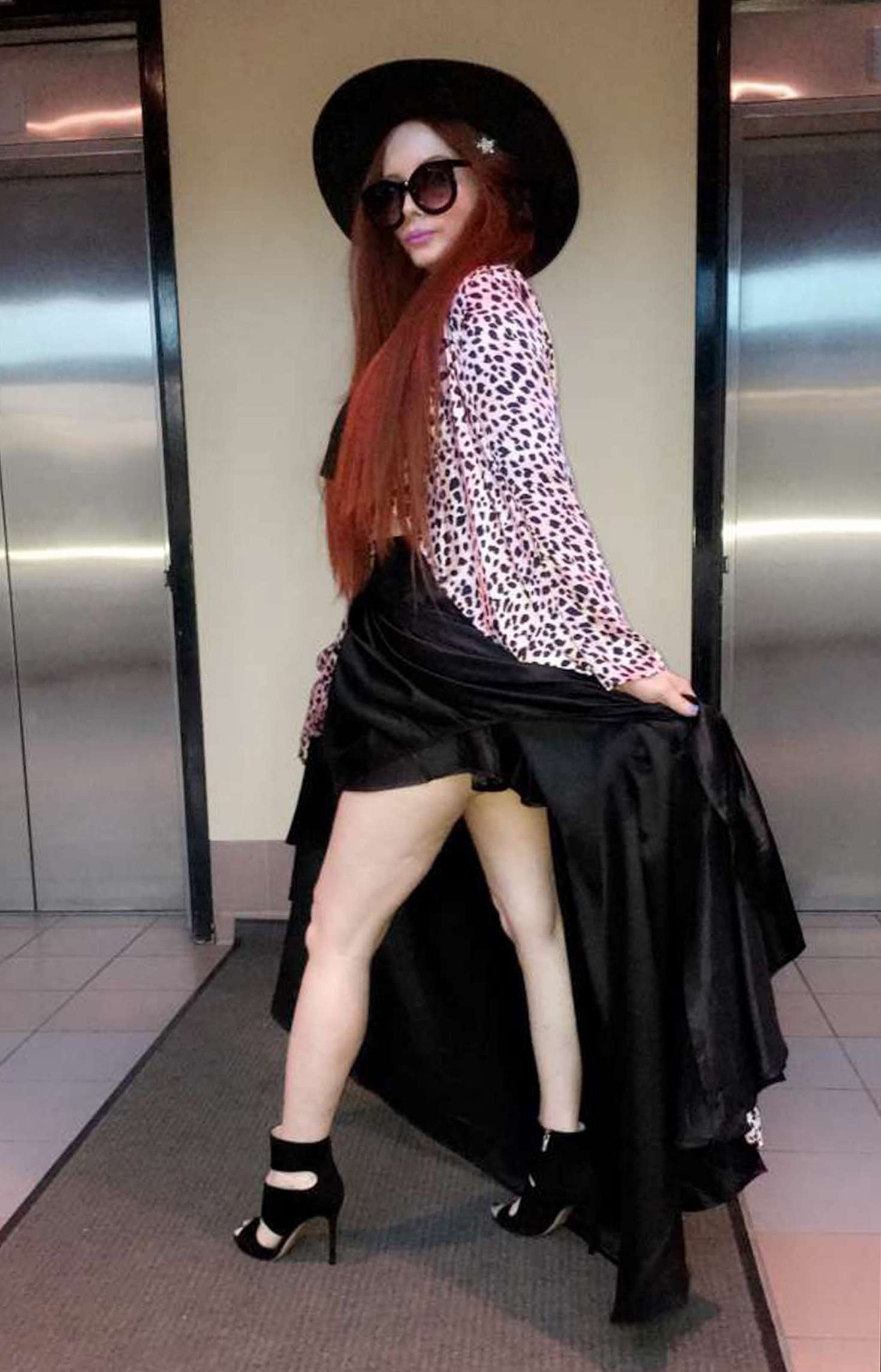 Pantyhose noemi s world feet