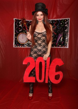 Phoebe Price: Phoebe Prices Very Risque Happy New Years 2016 Shoot -01