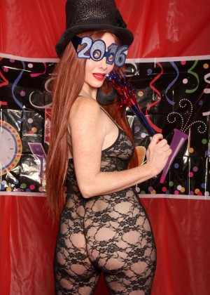 Phoebe Price: Phoebe Prices Very Risque Happy New Years 2016 Shoot -17