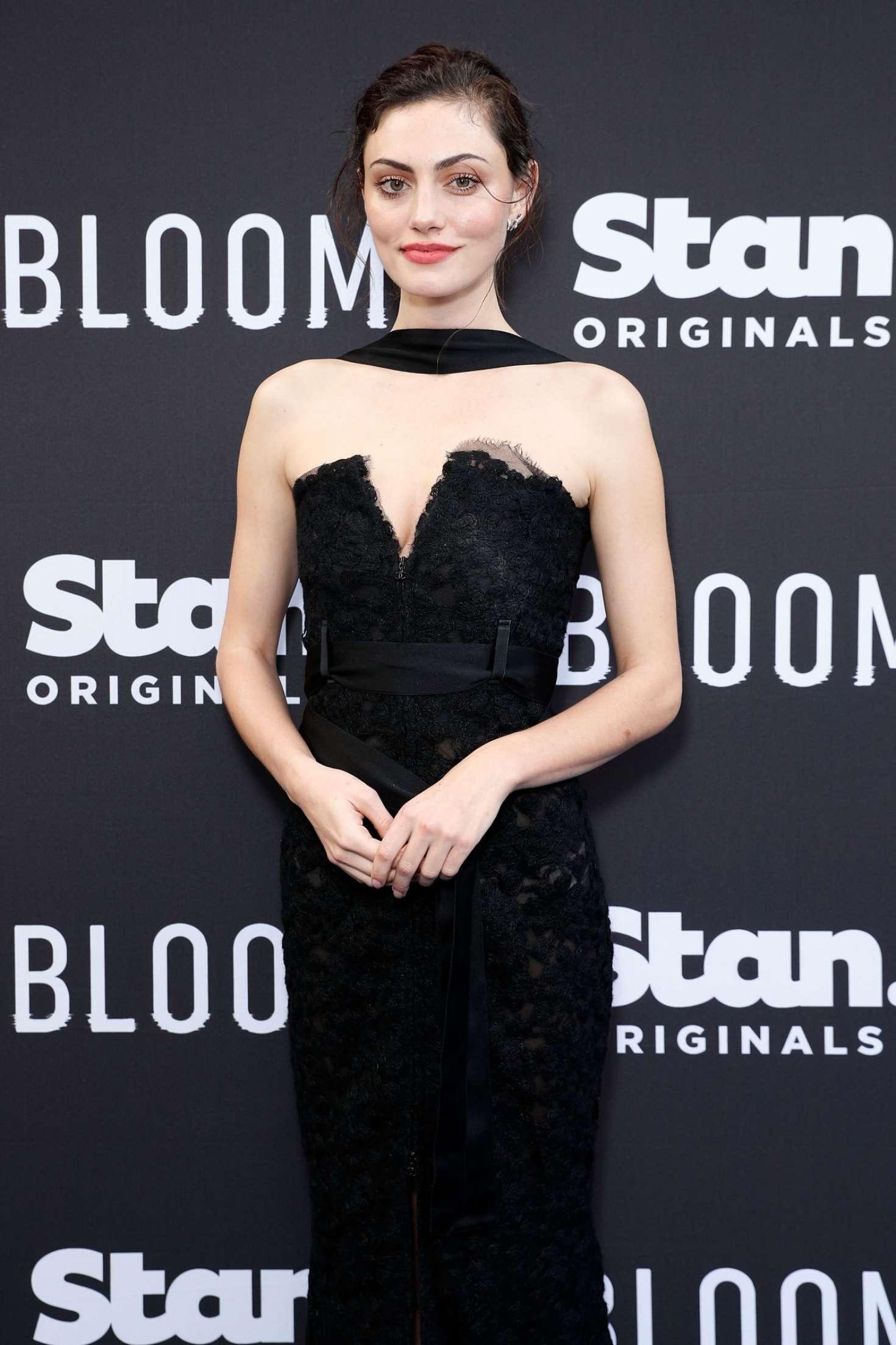 Phoebe Tonkin - 'BLOOM' Premiere in Sydney