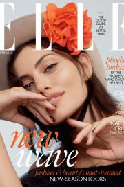 Phoebe Tonkin - Elle Magazine Australia (March 2020)