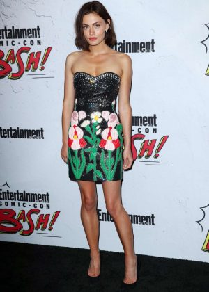Phoebe Tonkin - Entertainment Weekly Party at 2017 Comic-Con in San Diego