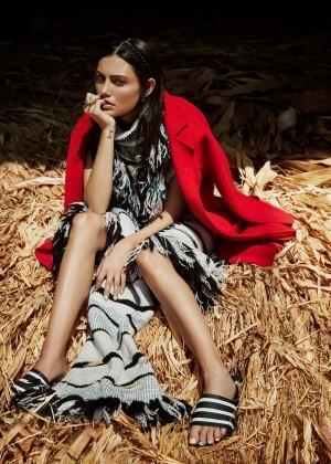 Phoebe Tonkin - Flaunt Magazine (December 2015)