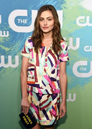 Phoebe Tonkin - The CW Upfront Presentation 2016 in New York