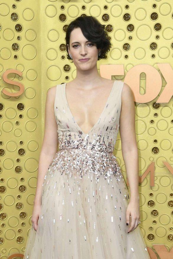 Phoebe Waller-Bridge - 2019 Emmy Awards in Los Angeles