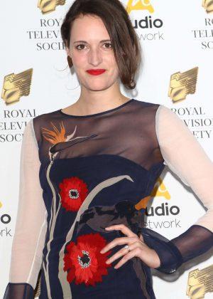 Phoebe Waller-Bridge - RTS Programme Awards 2017 in London
