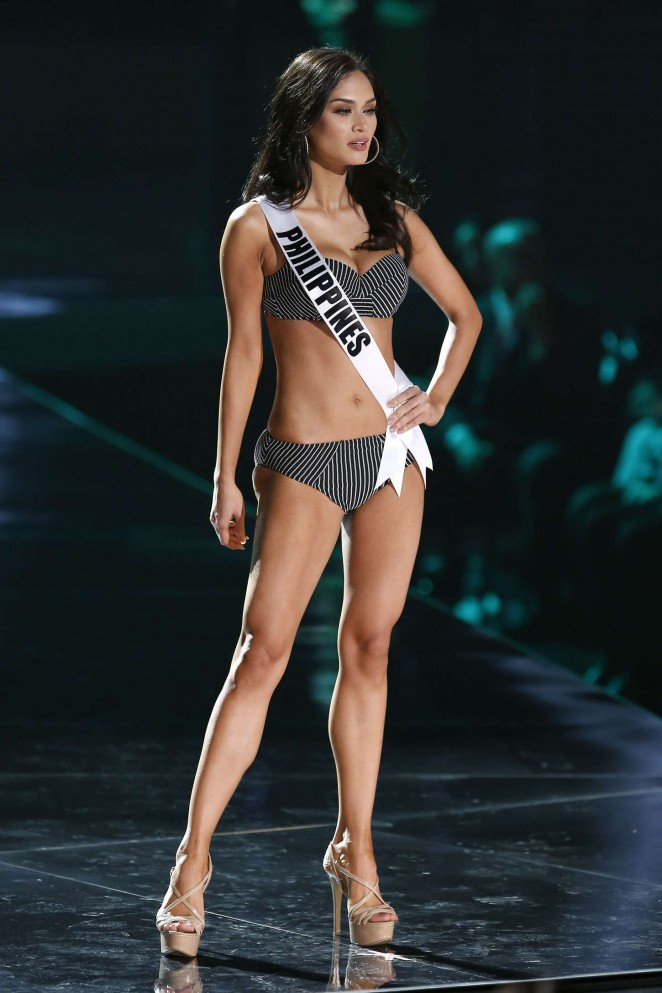 Pia Alonzo - 2015 Miss Universe Pageant in Las Vegas