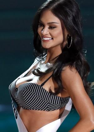 Pia Alonzo Wurtzbach - 2015 Miss Universe in a bikini
