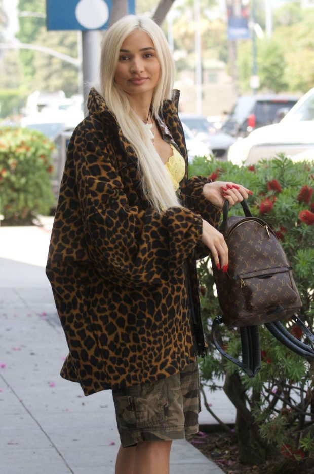 Pia Mia Perez - Out in Beverly Hills
