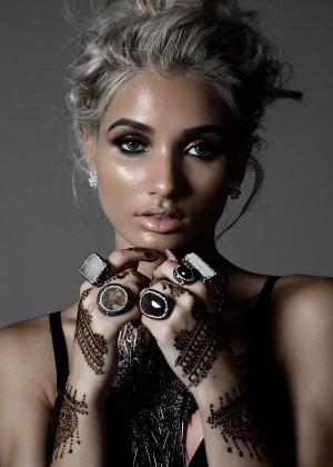 Pia Mia Perez: SUnleashd Magazine 2015 -01