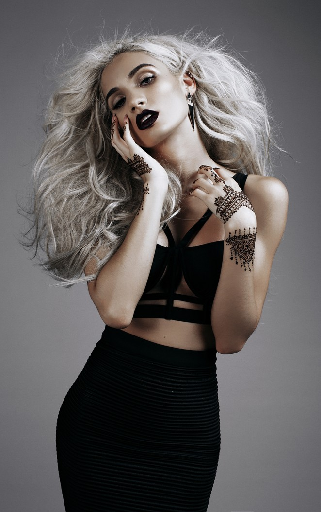 Pia Mia Perez - SUnleash'd Magazine (March 2015)