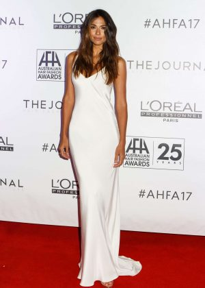 Pia Miller - Australian Hair Fashion Awards 2017 in Sydney