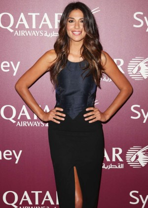 Pia Miller - Qatar Airways Sydney Gala Dinner in Sydney