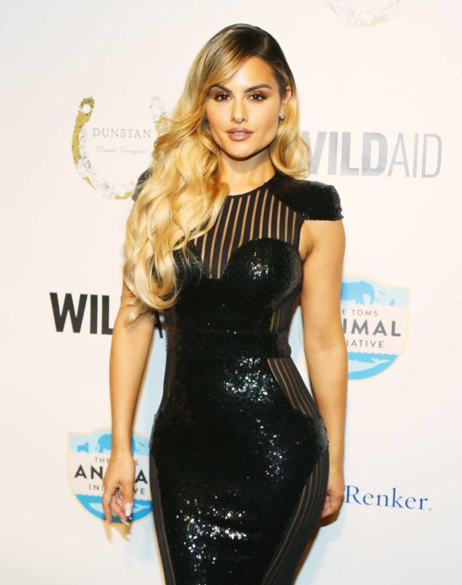 Pia Toscano - 2017 Evening with WildAid in Beverly Hills
