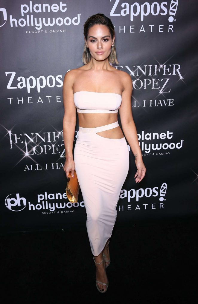 Pia Toscano - 'JENNIFER LOPEZ: ALL I HAVE' Residency After Party in Las Vegas