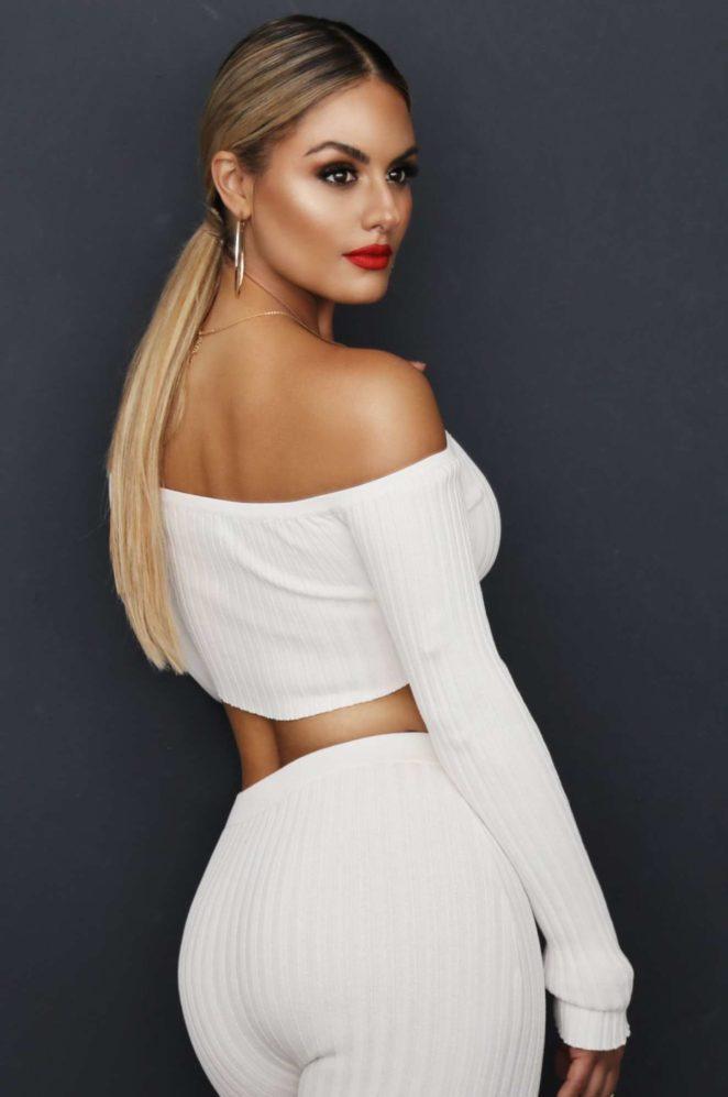 Pia Toscano - JLuxlabel Fallin for Pia Fashion Line 2017