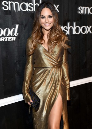 Pia Toscano - Smashbox Studios Celebrates Grand Re-Opening in Culver City