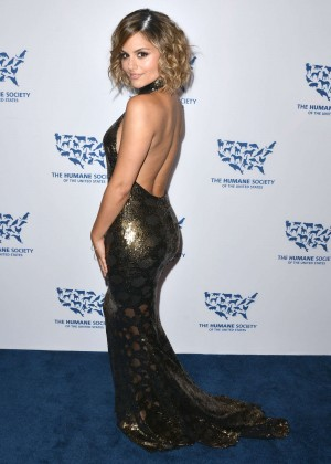 Pia Toscano - The Humane Society Los Angeles Benefit Gala in Beverly Hills