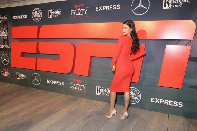 Pia Wurtzbach 2016 Espn The Party For Super Bowl 12
