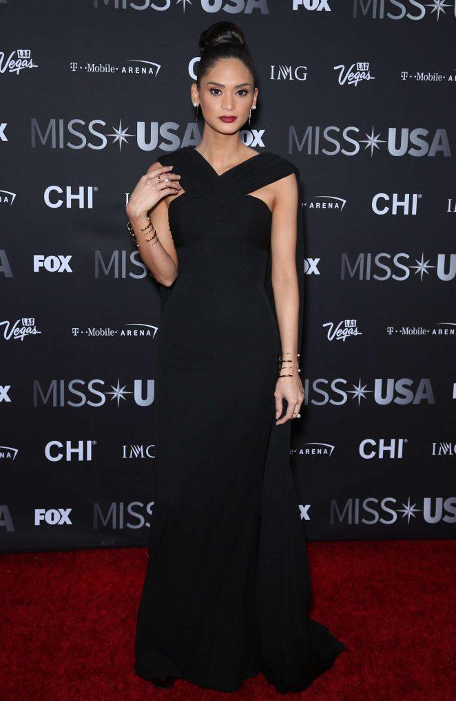 Pia Wurtzbach - 2016 Miss USA Pageant in Las Vegas