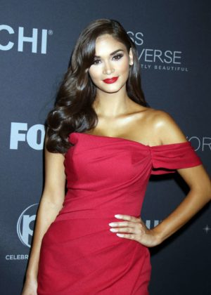 Pia Wurtzbach - 2017 Miss Universe Pageant in Las Vegas
