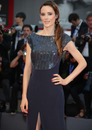 Pilar Lppez de Ayala - 'Jackie' Premiere at 73rd Venice Film Festival in Italy
