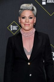 Pink - 2019 E! People's Choice Awards in Santa Monica