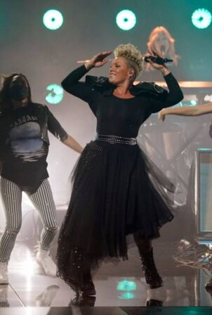 Pink - 2021 Billboard Music Awards at the Microsoft Theater in Los Angeles