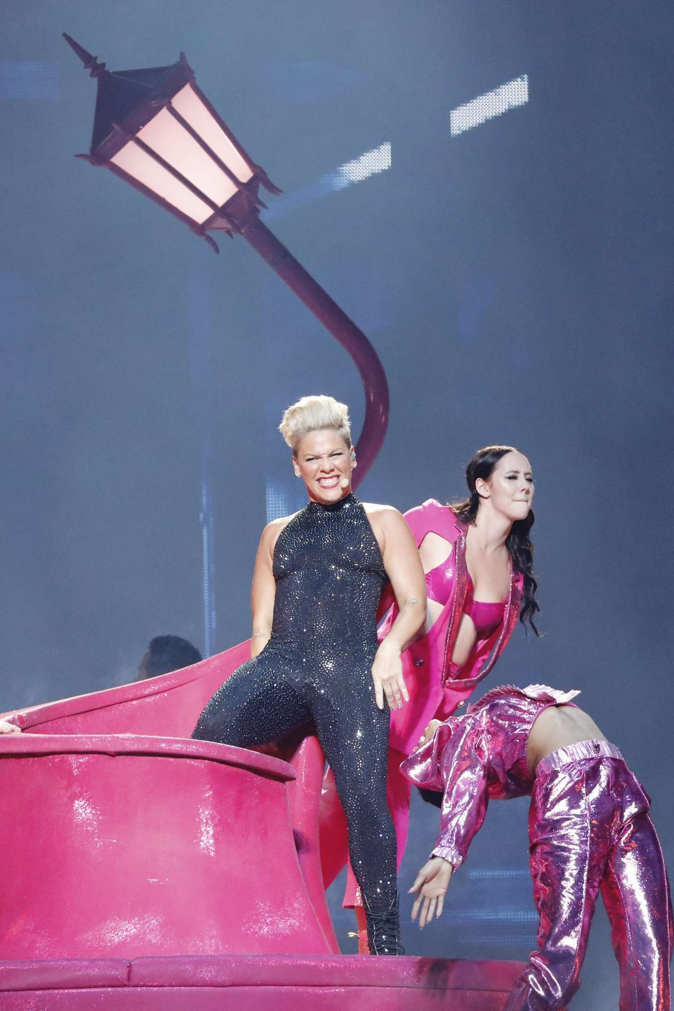 Pink announces first Irish gig in five years as shes set