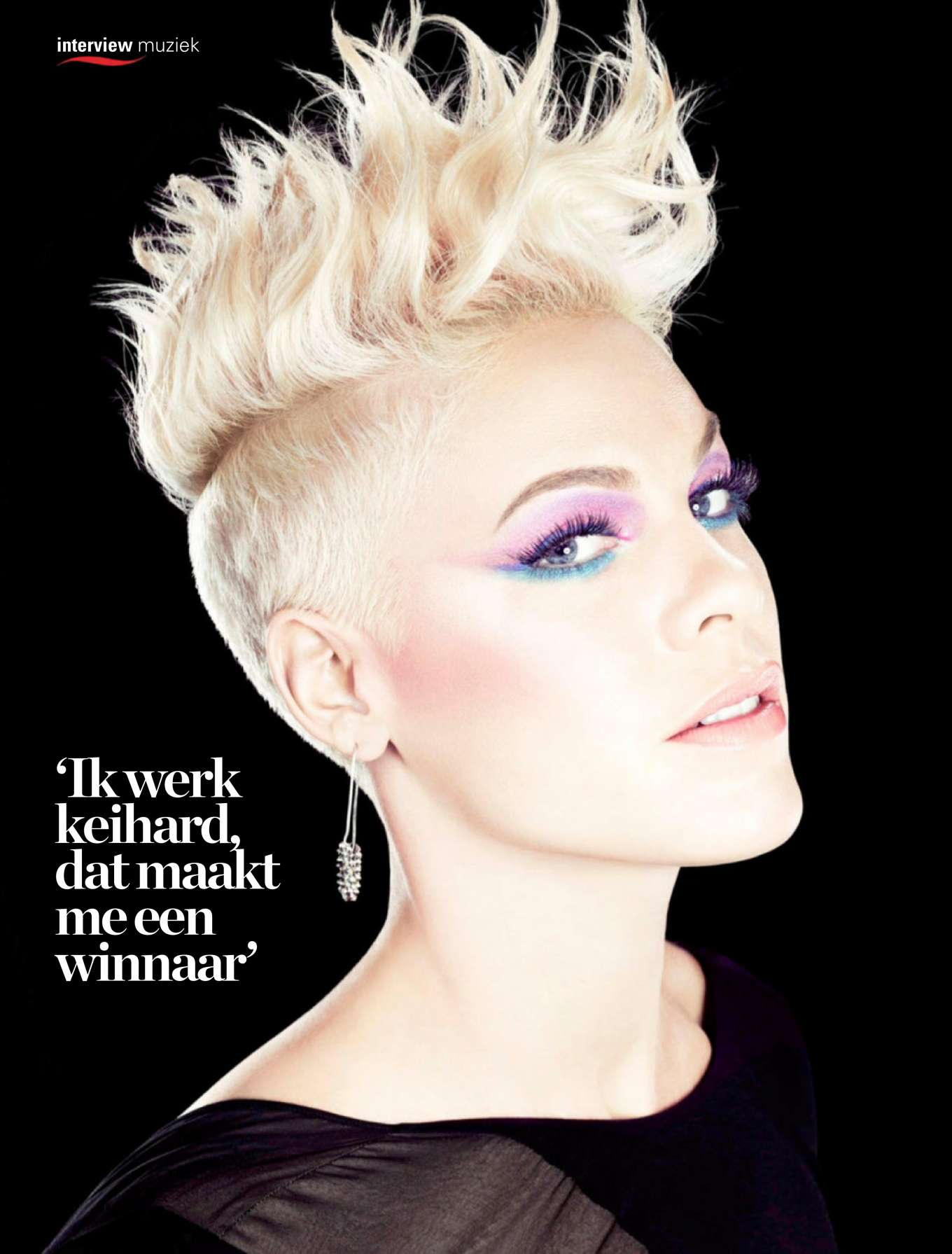 Pink - Veronica Magazine (June 2019)