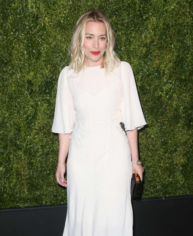 Piper Pearabo - 14th Annual Tribeca Film Festival Artists Dinner in NYC
