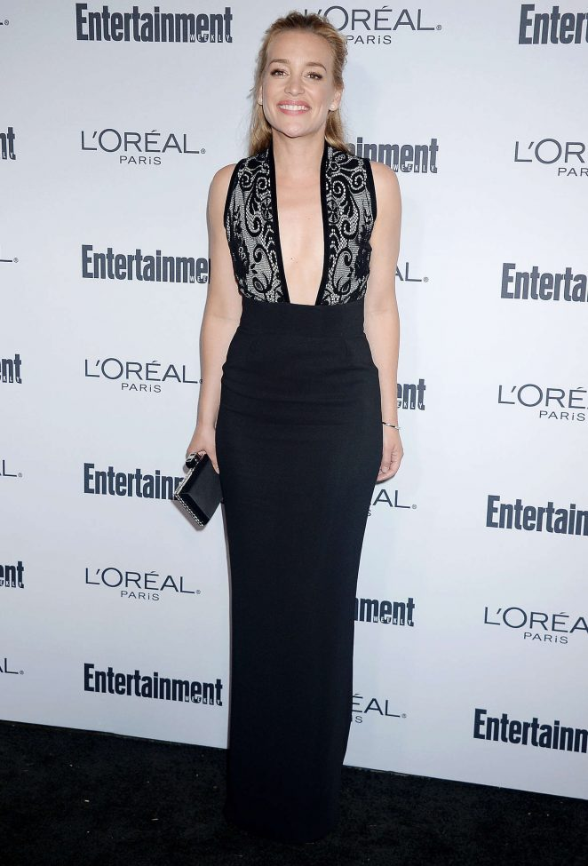 Piper Perabo - 2016 Entertainment Weekly Pre-Emmy Party in Los Angeles