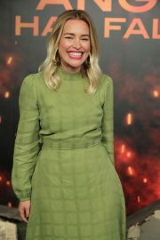 Piper Perabo - 'Angel Has Fallen' premiere photocall in Los Angeles