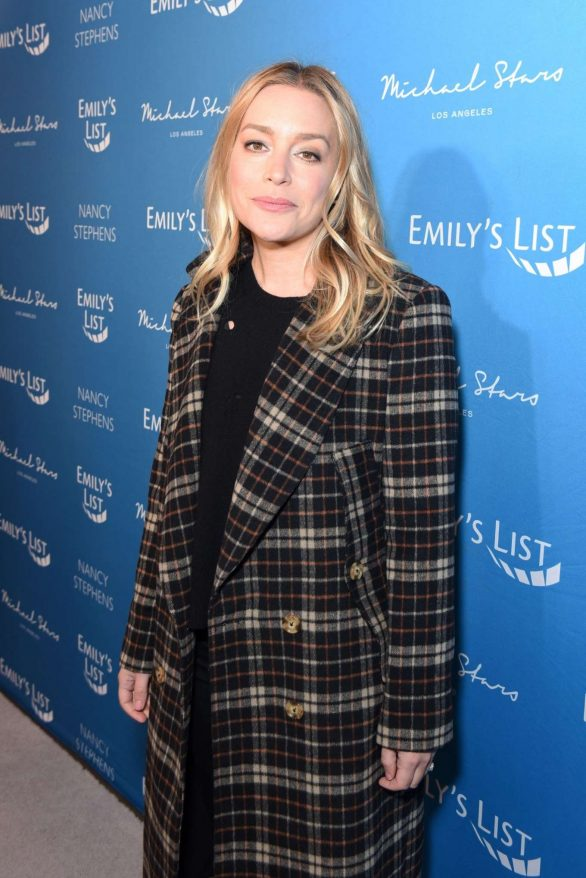 Piper Perabo - EMILY's List Brunch and Panel Discussion 'Defining Women' in LA