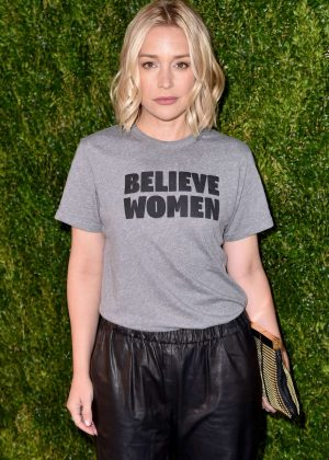 Piper Perabo - Through Her Lens The Tribeca Chanel Women's Filmmaker Program Celebration in NY