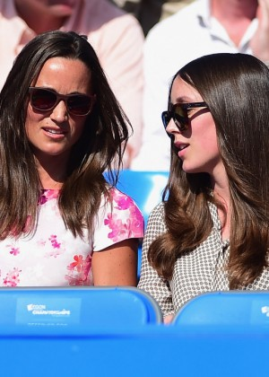 Pippa Middleton - Aegon Championships in London