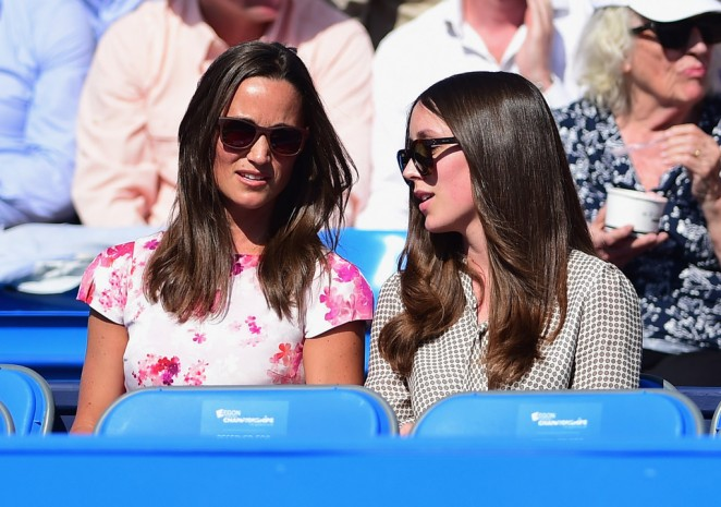 Pippa Middleton - Aegon Championships in London